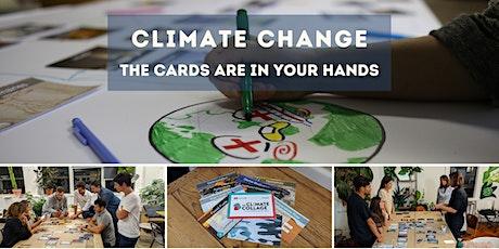 Climate Fresk Australia | Online Workshop tickets