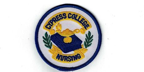 CYPRESS COLLEGE REGISTERED NURSING INFORMATION WORKSHOP tickets
