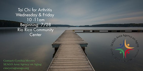 Tai Chi for Arthritis and Fall Prevention tickets