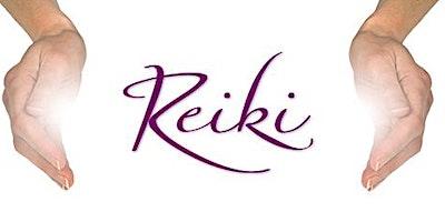 Reiki I and II (Free Reiki I)
