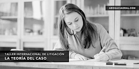 Taller Internacional de Litigación Oral: La Teoría del Caso entradas