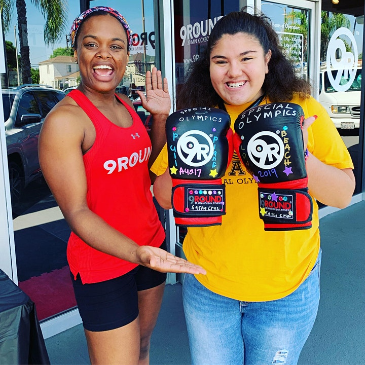 Fitness Challenge Fundraiser for Special Olympics image