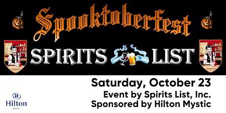 Spooktoberfest Beer & Wine Festival tickets