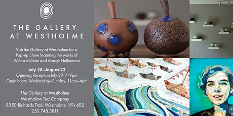 Westholme Gallery Exhibition Opening tickets