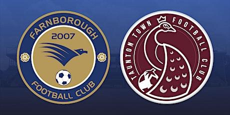 Farnborough vs Taunton Town tickets