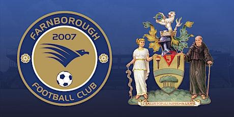 Farnborough v Harrow Borough tickets