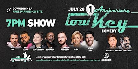 Lowkey 1 Year Anniversary Show tickets
