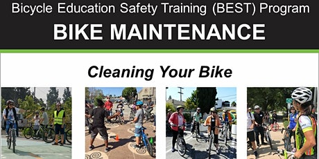 Bike Maintenance: How To Clean Your Bike - Online Video Class tickets