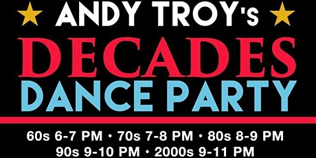 Decades Dance Party at 230 Fifth, Free Admission! tickets