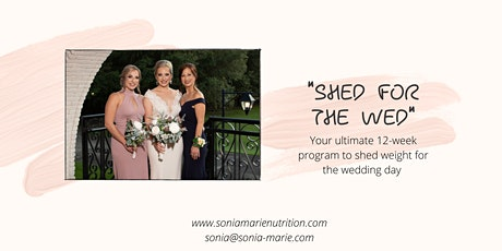 Shedding For The Wedding- Los Angeles tickets