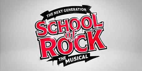 A Escola do Rock- O Musical - 31/07  18h30 ingressos