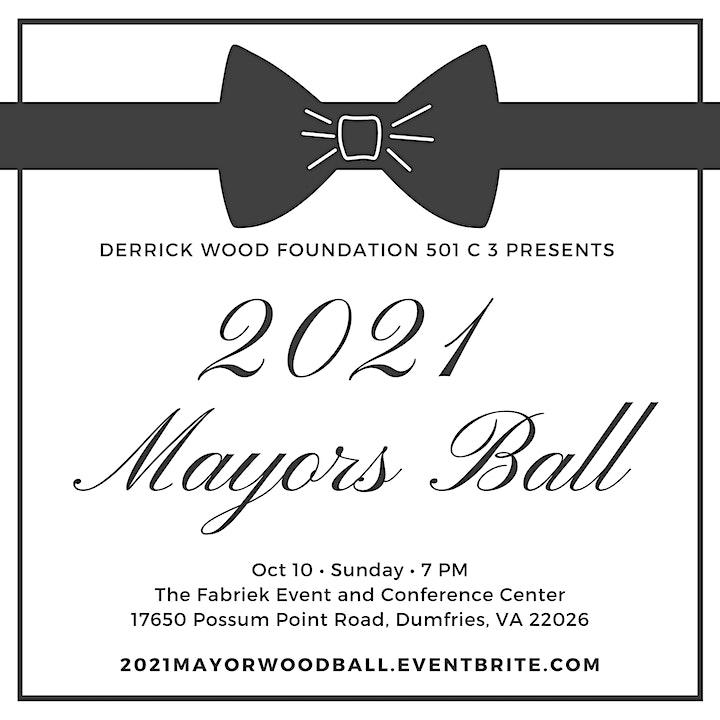Mayor Wood's Masquerade Ball image