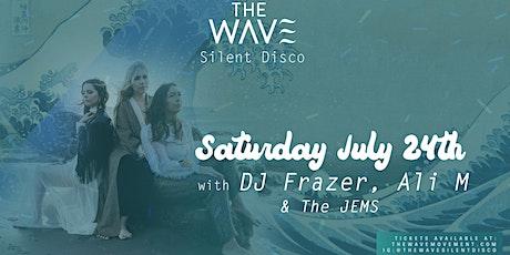 July 24th// Santa Monica Sunset  Silent Wave w/ DJ Frazer, Ali M & JEMS tickets