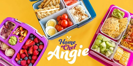 Back to School Bento Boxes: Cooking Class tickets