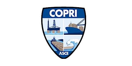 COPRI LA Virtual Meeting - Emergency Wharf Repair At North Embarcadero tickets
