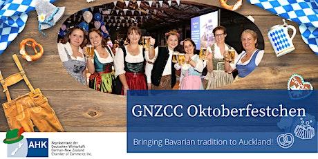 GNZCC Oktoberfestchen tickets
