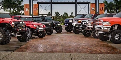 Savage 4x4 Truck & Bike Invasion 2022 at Southern Fried Swamp Jam tickets