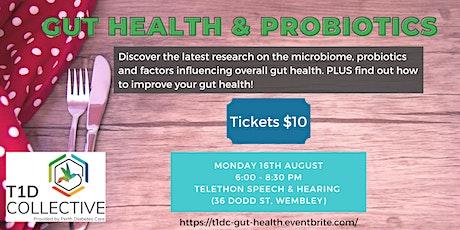 Gut Health & Probiotics tickets
