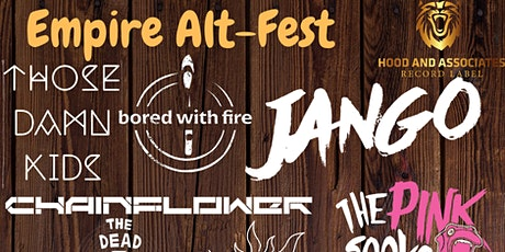 Empire Alt-Fest: Presented By Devin Butler And TDK tickets