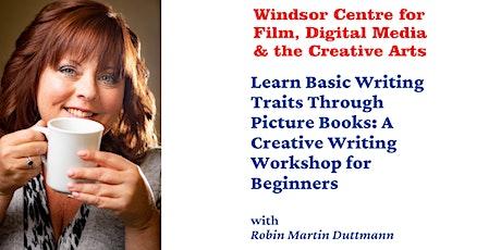 Learn Basic Writing Traits Through Picture Books biglietti