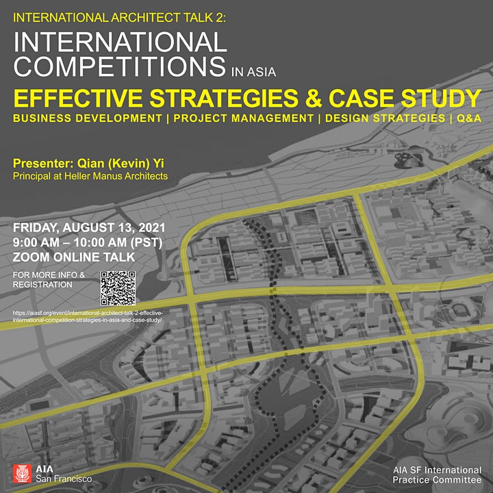 Architects Talk: Effective International Competition Strategies in Asia image