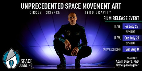 Space Juggling: Film Release Event and Q&A tickets