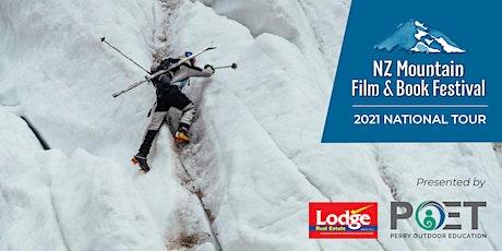 2021 NZ Mountain Film Festival Tour tickets