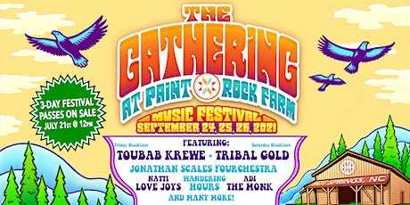 The Gathering At Paint Rock Farm tickets