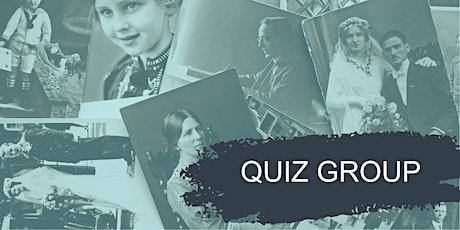 CCNB Belong Club - Quiz Group History's Biggest Events tickets