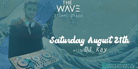 August 21st // Santa Monica Sunset Silent Wave w/ DJ Kay tickets