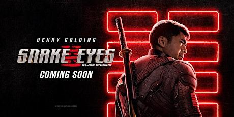 Snake Eyes tickets