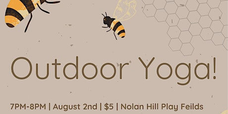 Yoga In The Park tickets