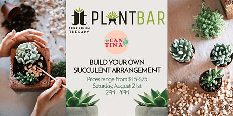 Pop-Up Plant Bar at The Cantina York tickets