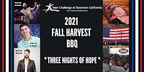 2021 Fall Harvest BBQ tickets