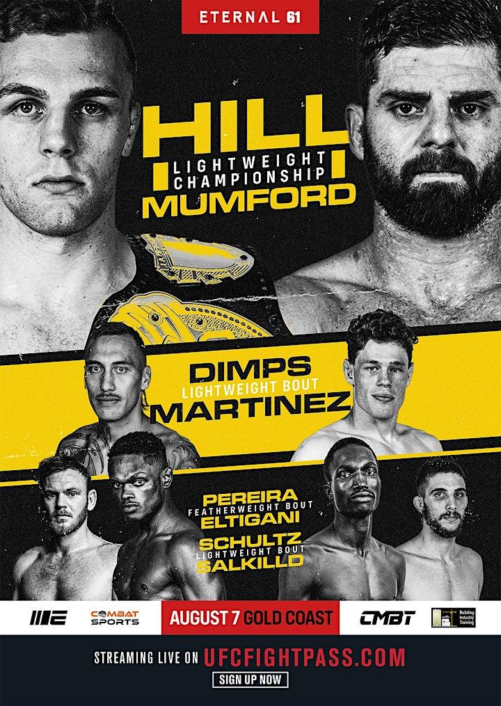 ETERNAL MMA 61 image