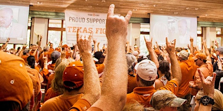 Texas Exes Austin Chapter Orange & White Longhorn Tailgate Kickoff 2021 tickets