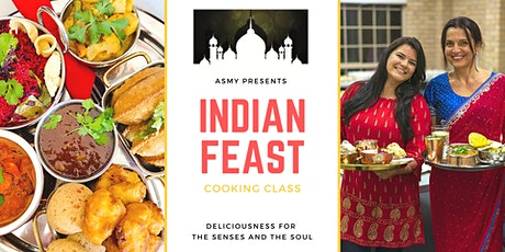 Indian Feast Cooking Class tickets