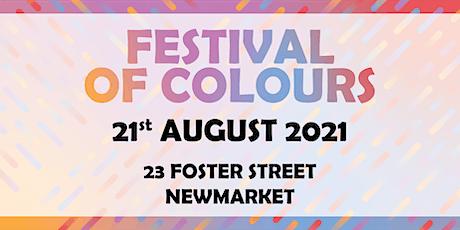 The 9th Technicolour Multicultural Festival tickets
