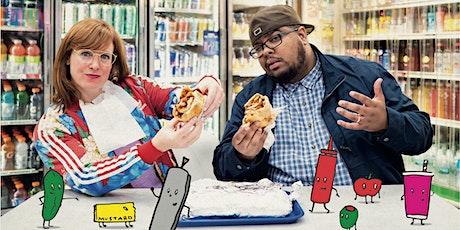 Sandwich tickets