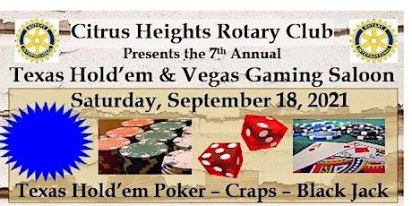 Texas Hold'em & Vegas Gaming Saloon tickets