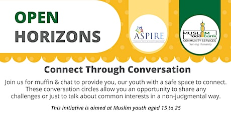 Open Horizons, Safe Space for Muslim Youth, Brothers tickets