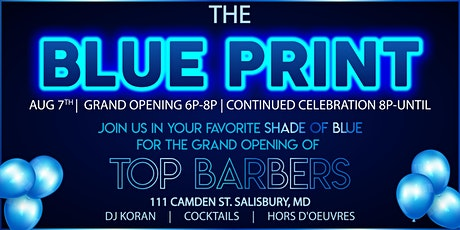 The Blue Print   Top Barbers tickets