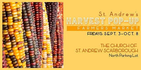 The St. Andrew Harvest Pop-Up Farmers' Market tickets