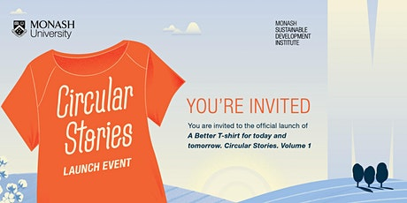 Circular Stories Launch Event tickets
