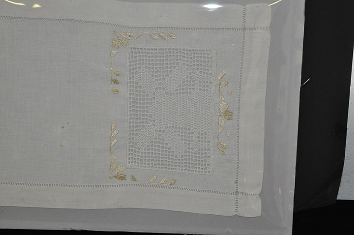 Identification and care of lace image
