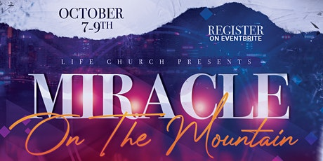 Miracle On The Mountain tickets