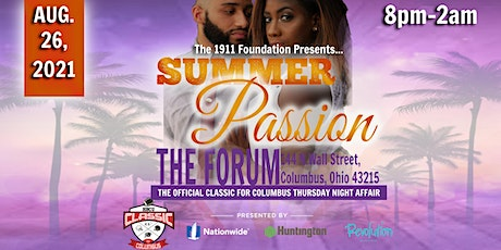 SUMMER PASSION Presented by: 1911 Foundation tickets