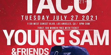 Young Sam & Friends LIVE #TacoTuesday tickets