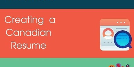 Newcomer Series: Creating a Canadian Resume tickets