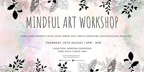 Mindful Art Workshop tickets